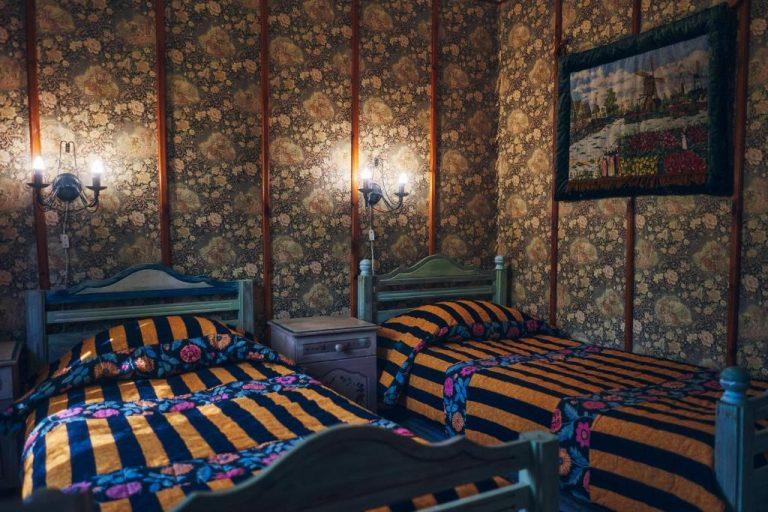 №3— Гостинная-спальня