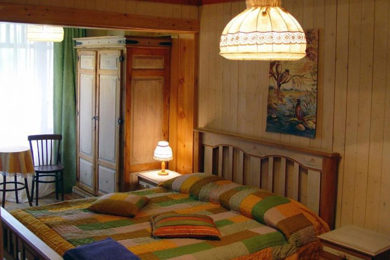 №5 — Гостиная, спальня, столовая и веранда